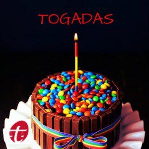 primer aniversario togadas 2017